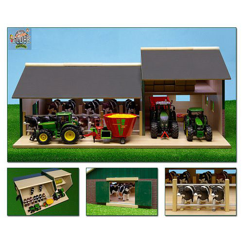 Cattle And Machinery Shed