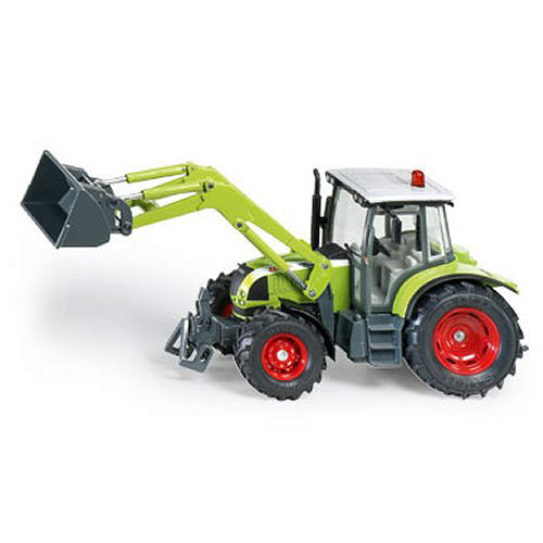 Claas With Front Loader