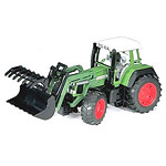 fendt favorit 926 vario with loader