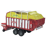 pottinger jumbo 6600 forage trailer