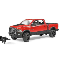 ram 2500 power wagon - 1:16 scale