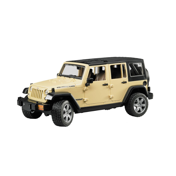 jeep wrangler unlimited - rubicon