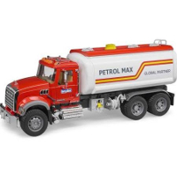 mack granite tank truck - 1:16 scale