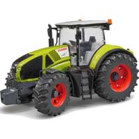 claas axion 950 tractor - 1:60 scale