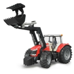 massey ferguson 7600 with loader