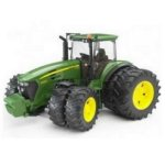 john deere 7930 with twin wheels