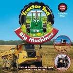 tractor ted - big machines - book
