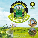 tractor ted - spring time - book