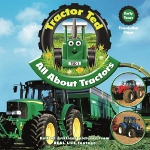 tractor ted - all about tractors - book