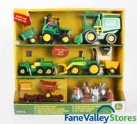 john deere - first farming fun playset