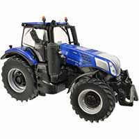 britains new holland t8 tractor - 1:32 scale