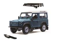 land rover defender - 1:32 scale
