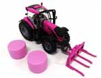 valtra pink playset - 1:32 scale