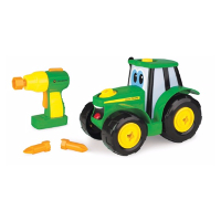 jd build a johnny tractor