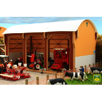 dutch barn - tractor shed - 1:32 scale