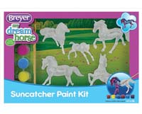 stablemates - my dream horse - suncatcher paint kit