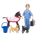 vet care set