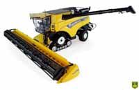 new holland combine cr8-9 - 1:32 scale