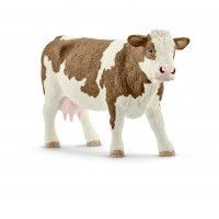 simmental cow - 1:20 scale