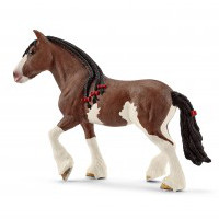 clydesdale mare - 1:20 scale