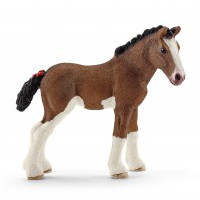 clydesdale foal - 1:20 scale