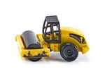 road roller - 1:87 scale