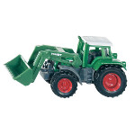 fendt tractor with loader
