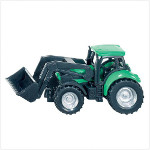 deutz tractor with loader