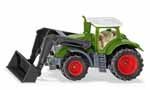 fendt vario 1050 with front loader - 1:87 scale