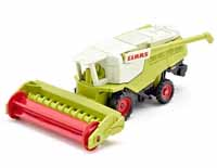 claas forage harvester - 1:87 scale