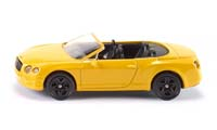bentley continental gt v8 convertible - 1:87 scale