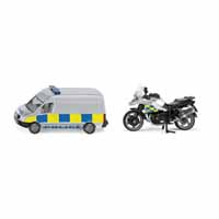 police set - 1:87 scale