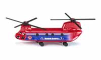 transport helicopter - 1:87 scale