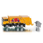 refuse lorry