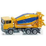scania cement mixer - 1:87
