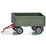 twin axled trailer