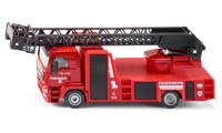 man aerial ladder - 1:50 scale