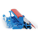 lemken seed drill combination
