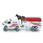 car with show jumping horsebox