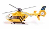 police rescue helicopter - 1:55 scale