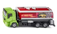 man with esterer tank truck - 1:50 scale