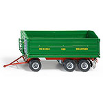 three way tipping trailer