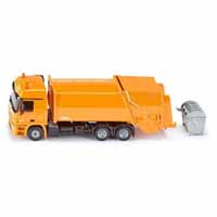 refuse lorry - 1:50 scale
