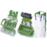 front loader accessory pack