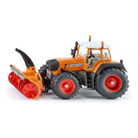 fendt tractor with snow blower - 1:32 scale