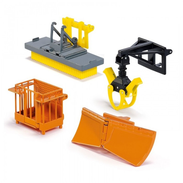1:32 front loader accessories