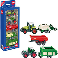 tractor and trailer gift pack - 1:72